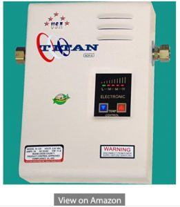 Titan SCR2 N-120 electric tankless hot water heater