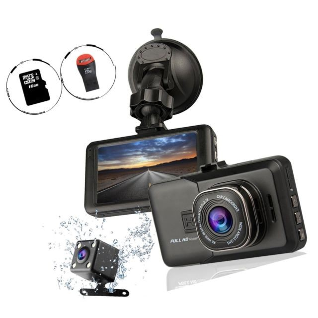 ampulla sentry hd dashcam