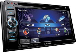best double din head units