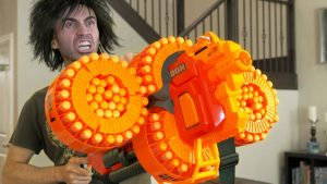 best nerf machine gun