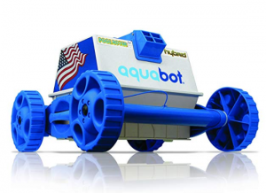 aquabot pool rover hybrid