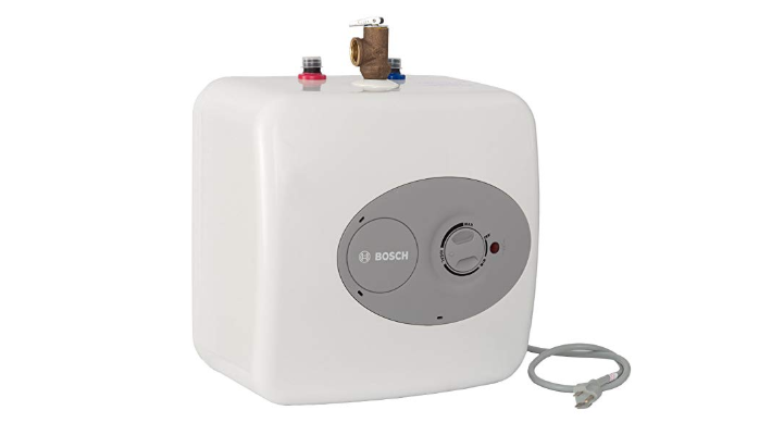best under sink water heater