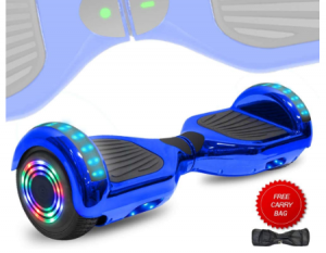 Doc electric smart hoverboard