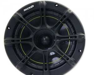 "Kicker DS65 6.5"" Coaxial Speakers"