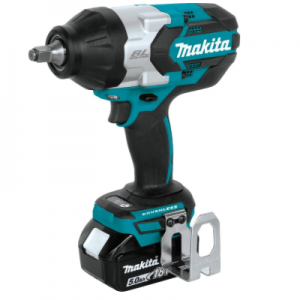 Makita XWT08T Best cordless impact wrench for automotive