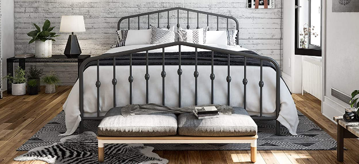 best sturdy bed frame